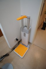 身長・体重測定器